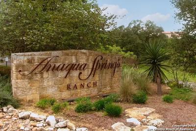 Boerne Residential Lots & Land For Sale: 25034 Miranda Ridge