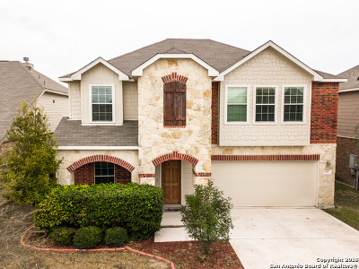 Cibolo Single Family Home New: 353 Buckboard Ln