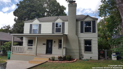 San Antonio TX Single Family Home New: $259,950
