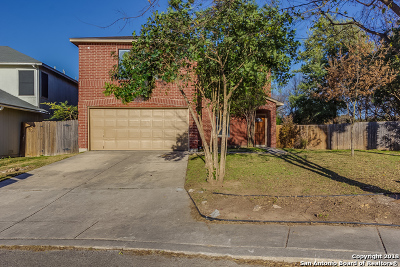 San Antonio TX Single Family Home New: $225,000