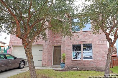 Converse Single Family Home For Sale: 8615 Seneca Creek