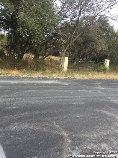 Helotes Residential Lots & Land Active Option: 000 Sunset Blvd