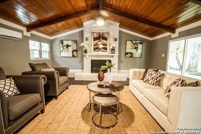 San Antonio Single Family Home New: 1836 W Craig Pl