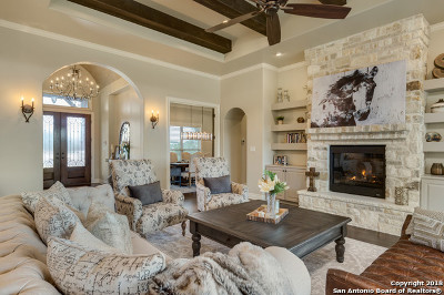 New Braunfels Single Family Home New: 1543 Via Principale