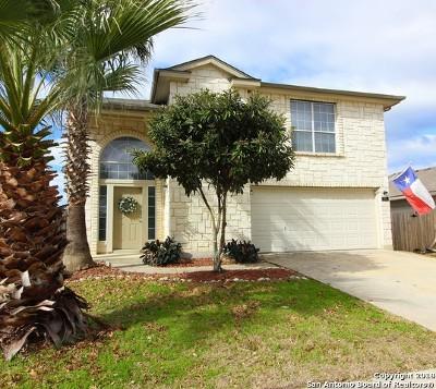 San Antonio Single Family Home New: 9711 Connemara Bend