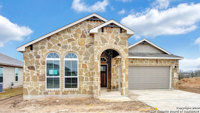 New Braunfels Single Family Home New: 282 Orion