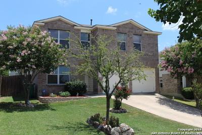 Converse Single Family Home For Sale: 9734 Bowsprit Pier