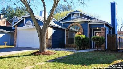 San Antonio Single Family Home New: 9130 Encino Village