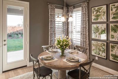Boerne Single Family Home New: 152 Boulder Creek