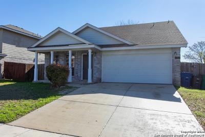 San Antonio Single Family Home New: 126 Bridle Ridge
