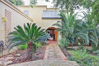 San Antonio Single Family Home Back on Market: 4126 Cliff Oaks St
