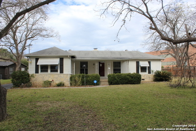San Antonio Single Family Home New: 4711 E Beverly Mae Dr