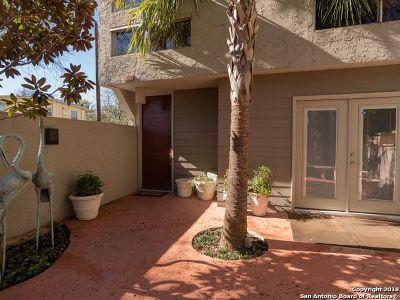San Antonio Condo/Townhouse New: 3102 Eisenhauer Rd #C26