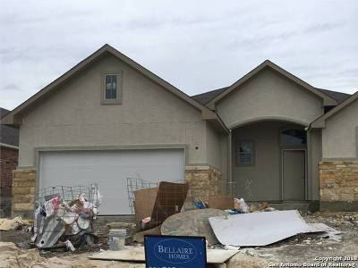 New Braunfels Single Family Home New: 1408 Kamryn Way