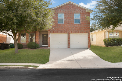 San Antonio Single Family Home New: 9422 Wolf Pt