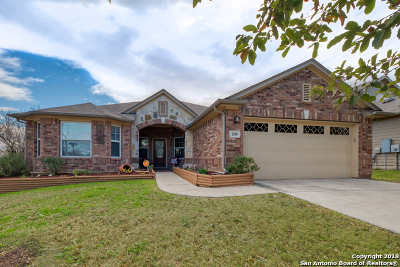 Cibolo Single Family Home Price Change: 509 Carrick Ct