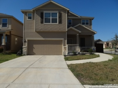 San Antonio Single Family Home New: 6039 Enchantment