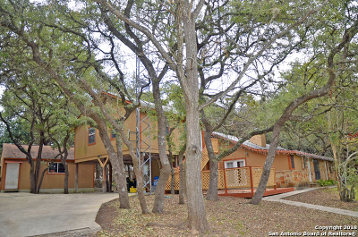 Boerne Single Family Home For Sale: 9159 Aqua Dr