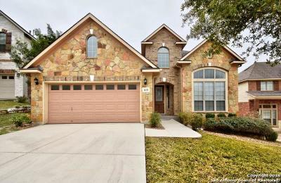 San Antonio TX Single Family Home New: $364,900