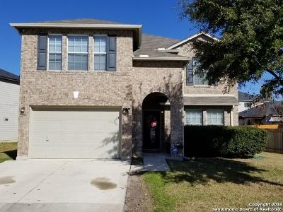 San Antonio Single Family Home New: 11219 Victory Cavern