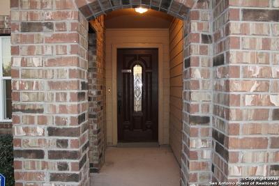 San Antonio Single Family Home New: 3814 Espada Ledge