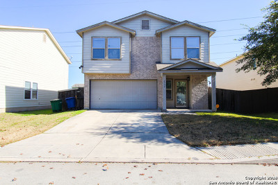 San Antonio TX Single Family Home New: $182,500