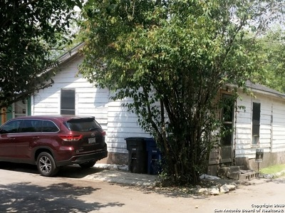 San Antonio TX Single Family Home New: $139,990