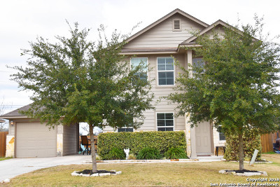 New Braunfels Single Family Home Price Change: 531 Magnolia Wind