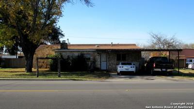 Atascosa County Single Family Home For Sale: 19225 E Fm 2790