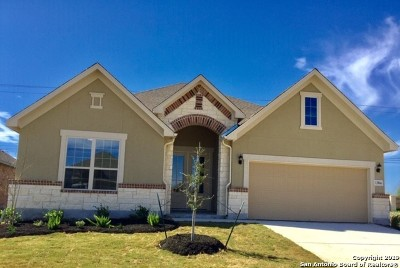 San Antonio Single Family Home New: 13866 Chester Knoll