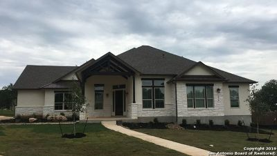 New Braunfels TX Single Family Home New: $476,756