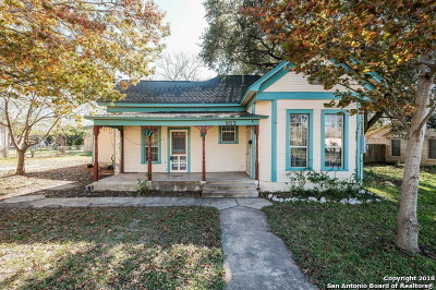 Hondo Single Family Home For Sale: 803 21st St
