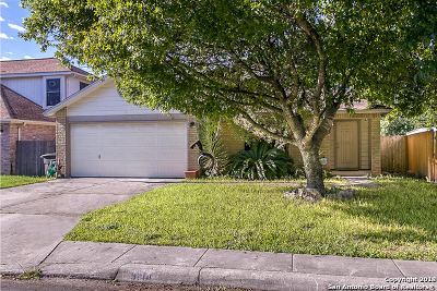 San Antonio Single Family Home New: 9014 Roquefort