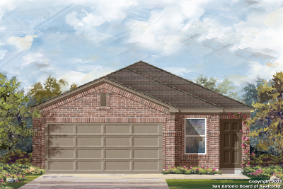 New Braunfels Single Family Home New: 589 Lost Pond