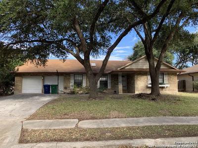 San Antonio Single Family Home New: 4527 Briargrove St