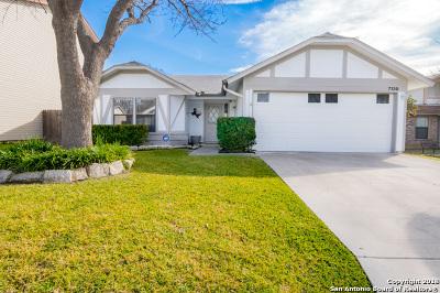San Antonio Single Family Home New: 7130 Fallen Trail Dr