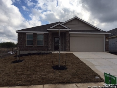 New Braunfels TX Single Family Home New: $267,499
