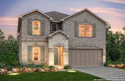 San Antonio TX Single Family Home New: $249,783