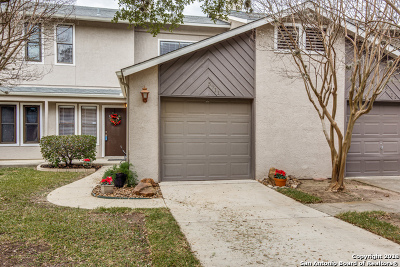 San Antonio Single Family Home New: 5711 Dry Creek Pass
