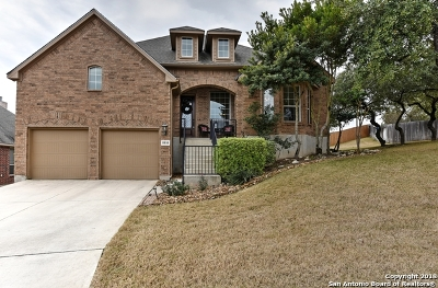 Helotes Single Family Home For Sale: 8810 Vegas Grande
