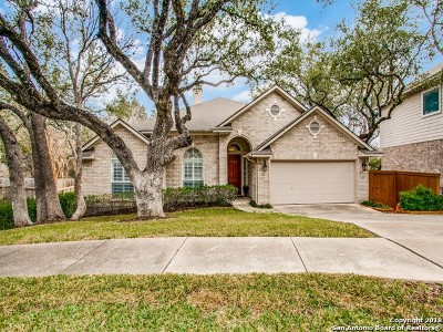 San Antonio Single Family Home New: 15622 Mitchell Bluff