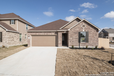 San Antonio TX Single Family Home New: $292,945