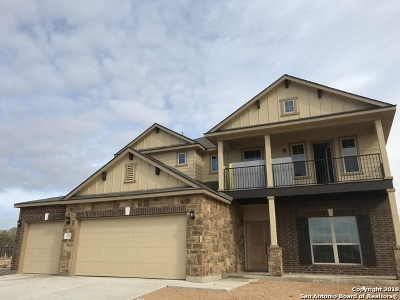 New Braunfels Single Family Home New: 1721 Fall View