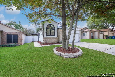 San Antonio TX Single Family Home New: $182,000