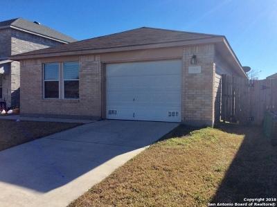 Converse Single Family Home Active Option: 6820 Meadow Ash Dr