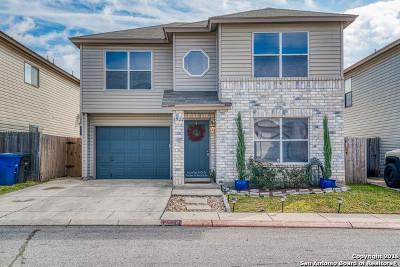 San Antonio Single Family Home New: 8922 Breezefield