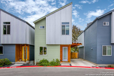 San Antonio Condo/Townhouse New: 330 Clay St #31