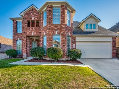 Helotes Single Family Home Price Change: 13316 W Bitterroot