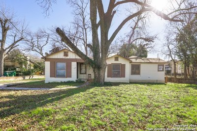 Olmos Park, Alamo Heights Multi Family Home For Sale: 330 Montclair Ave