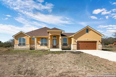 Bexar County Single Family Home Price Change: 15711 Tamaron Pass